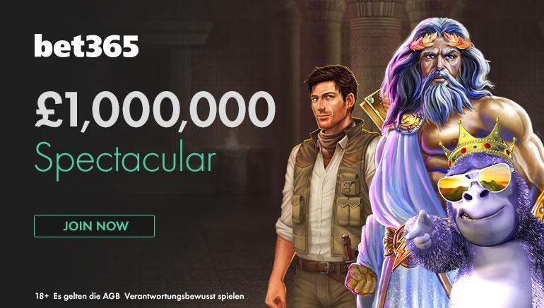 Fantastičnih £1,000,000 za zaraditi u maju na bet365