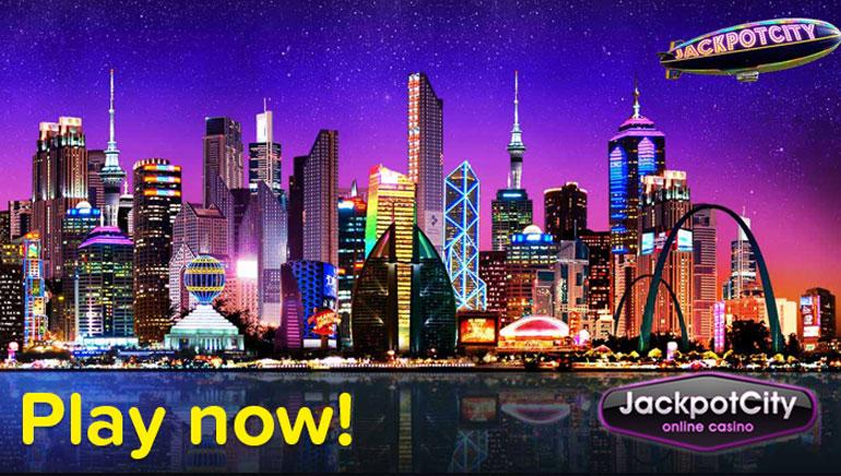 Okušajte sreću sa bonusom dobrodošlice od $1,600 na Jackpot City Casino