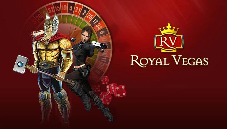 Uživajte u tretmanu dostojnom kraljeva u Royal Vegas Casino