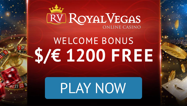 welcome bonus €/$1200 free